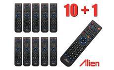 10+1 ZDARMA ovladač ALIEN 4v1