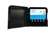 Alcad AM - 487 zesilovač / FM / DAB-BIII / UHF1 / UHF2 / LTE700