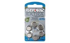 Baterie do naslouchadel RAYOVAC H675MF