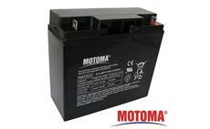 Baterie olověná 12V / 20Ah MOTOMA bezúdržbový akumulátor