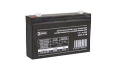 Baterie olověná   6V /  7Ah  EMOS