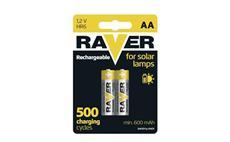 Baterie Raver AA 600 mAh 2 ks