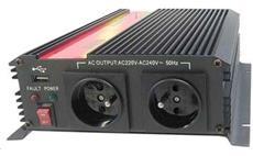 Carspa CAR1.6K 24V/230V 1600W USB (mod. sin.)