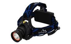Čelovka Cattara 13124 LED 400lm (1x XM-L+15x SMD)