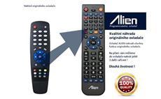 Dálkový ovladač ALIEN Amiko SSD 549 FTA - náhrada