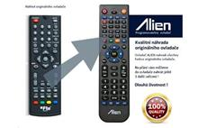 Dálkový ovladač ALIEN FTE MAX T200 HD náhrada