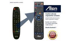 Dálkový ovladač ALIEN HD-BOX AND-II XBMC - náhrada