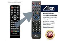Dálkový ovladač ALIEN HYUNDAI DVB 250 PVR