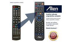 Dálkový ovladač ALIEN Opensat 9700 HD PVR