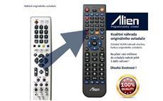 Dálkový ovladač ALIEN Opensat X 9000 HDCI
