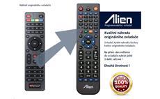 Dálkový ovladač ALIEN Opticum TERRA HD 265 PLUS - náhrada