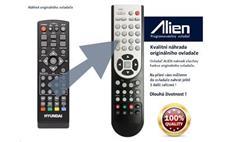 Dálkový ovladač ALIEN STB HYUNDAI DVB 250 PVR