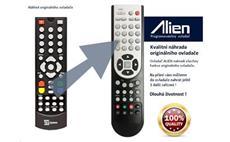 Dálkový ovladač ALIEN STB TeleSystem WINBOX DT2000
