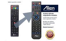 Dálkový ovladač ALIEN TeleSystem TS6808