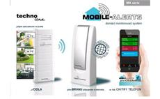 Domácí monitorovací systém TechnoLine MA10001 Starter Set