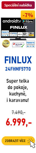 Finlux ANDRIOD TV smart na 12V