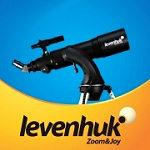 Nákupní rádce hvězdářského dalekohledu Levenhuk