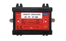IVO ZL10 linkový zesilovač 47 dB s regulací zisku