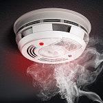 Detektory CO a požární hlásiče