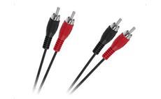 Kabel 2x CINCH - 2x CINCH 1,5m