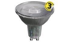 LED žárovka Classic GU10 4,2W studená bílá