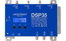 LEM DSP35-5G programovatelný DVB-T/T2 zesilovač
