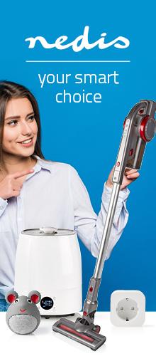 NEDIS elektronika a Smart domácnost