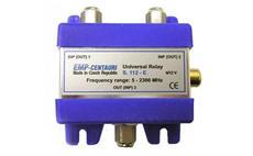 Přepínač EMP S2/1ECT12V-1 (S. 112 - E 12V)