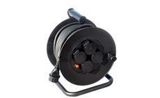 Prodlužovací kabel na bubnu 50m Solight PB34