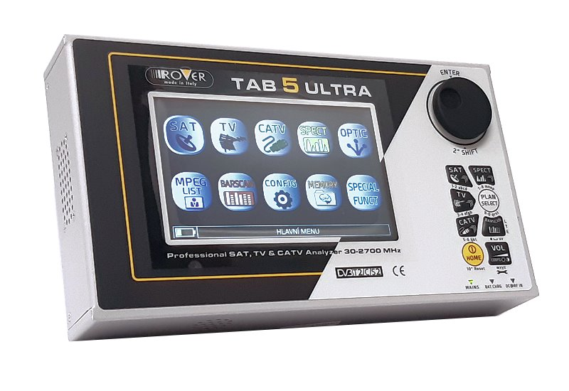 ROVER HD TAB 5 ULTRA s HEVC H.265