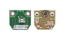 Symetrizační člen VHF + UHF zelený