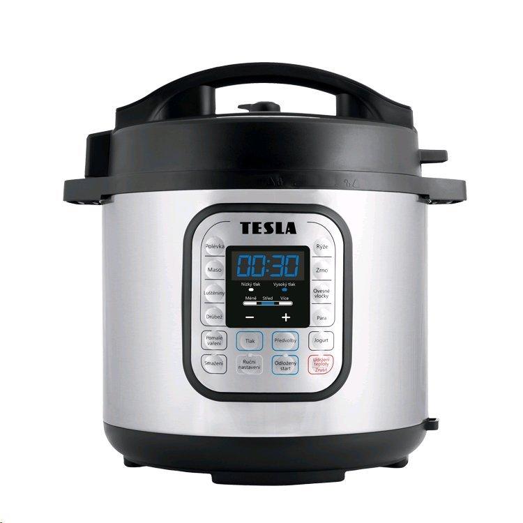 TESLA EliteCook K70 multifunkční elektrický tlakový hrnec 10v1