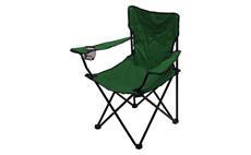 Židle kempingová skládací Cattara BARI zelená